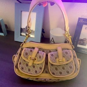 Beautiful Dooney and Bourke mini bag